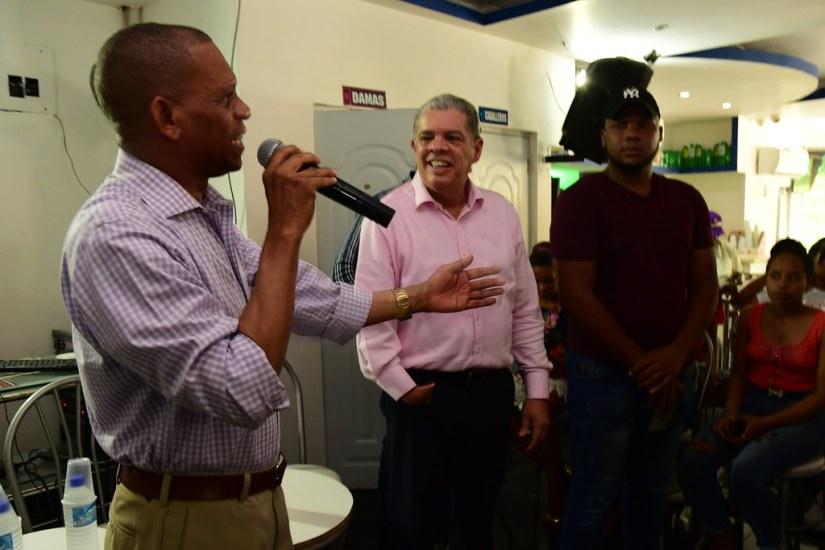 Actividad compañero Domingo Felix. Barahona