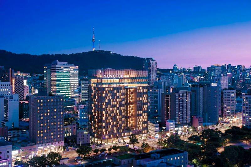 Novotel Ambassador Seoul Dongdaemun Hotels & Residences 1