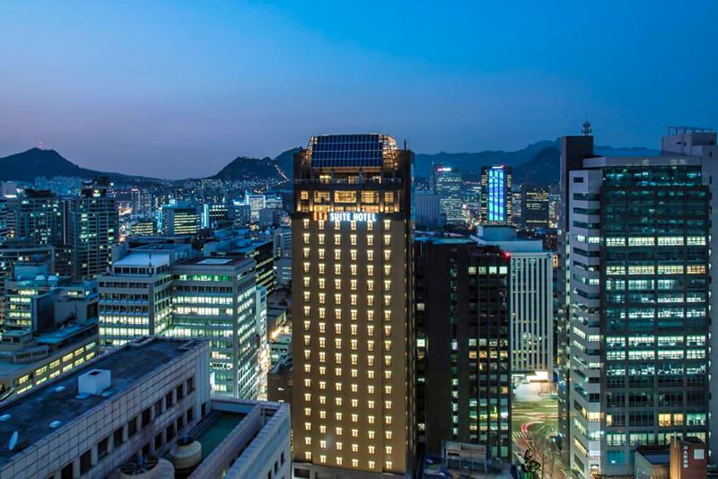 ENA Suite Hotel Namdaemun 1