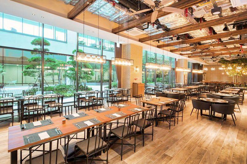 Orakai Cheonggyesan Hotel 4