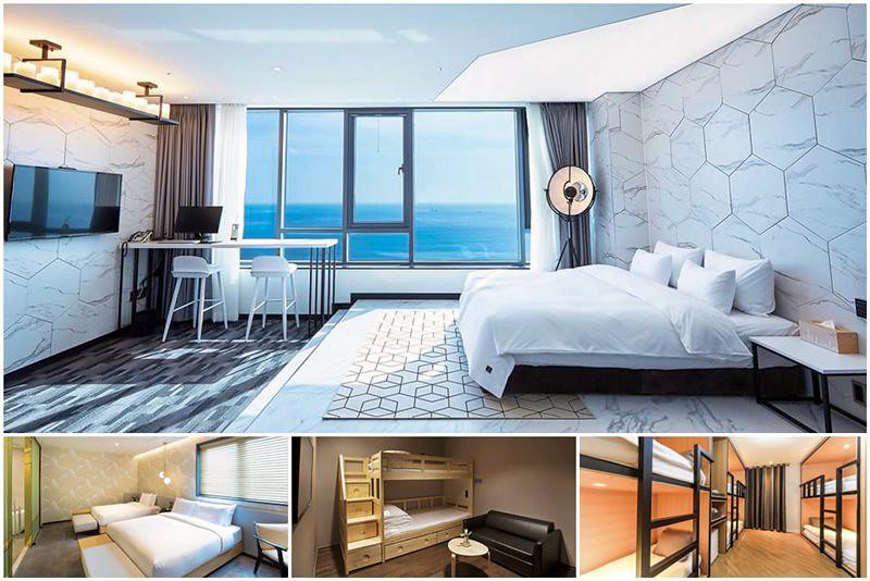 2018 Busan New Hotels
