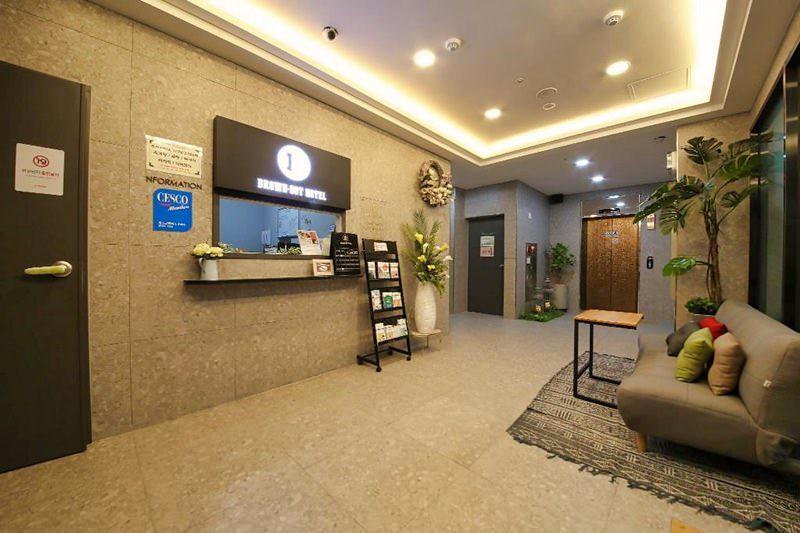 Seomyeon Brown-Dot Hotel Gold 1