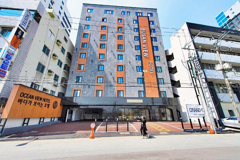 Busan View Hotel Busan Station 1