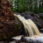 Mill Bluff and Amnicon Falls State Parks, Wisconsin