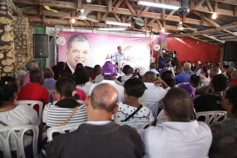 Encuentro Regional de Dirigentes. Región Sur