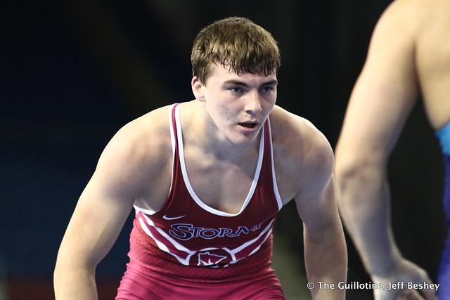220 pounds - Daniel Striggow. 190715AJF0217