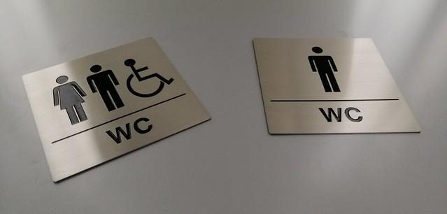 piktogramy WC ze stali nierdzewnej, grawerowaen i emaliowane (1)