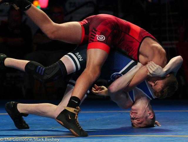 132 pounds - Kyle Boeke - 190718cmk0020
