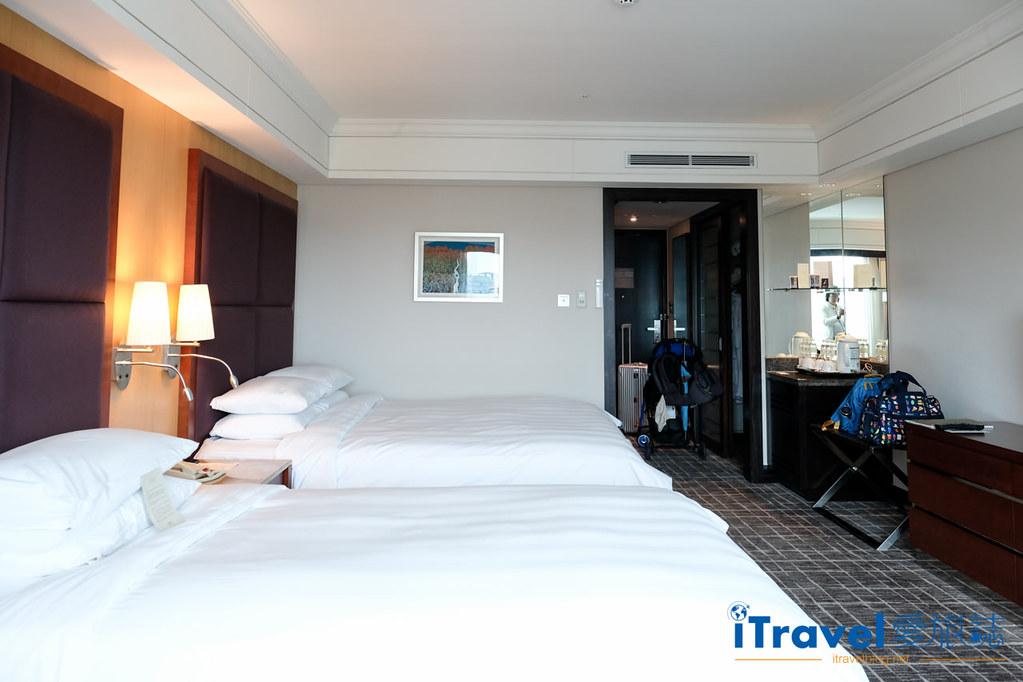 韓國釜山樂天飯店 Lotte Hotel Busan (1)