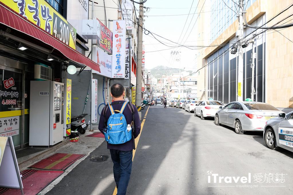 韓國釜山沙上區路易斯飯店 LOUIS Hotel Sasang (3)