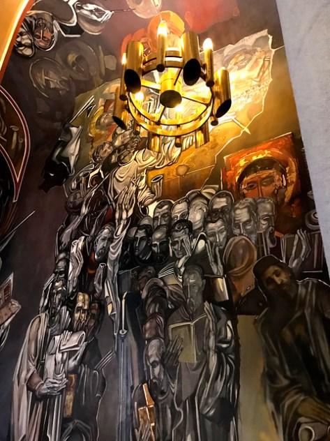 Tsarevets Царевец, Ascension Cathedral