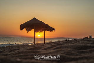 Puesta de Sol Faro - Portugal 24-07-19