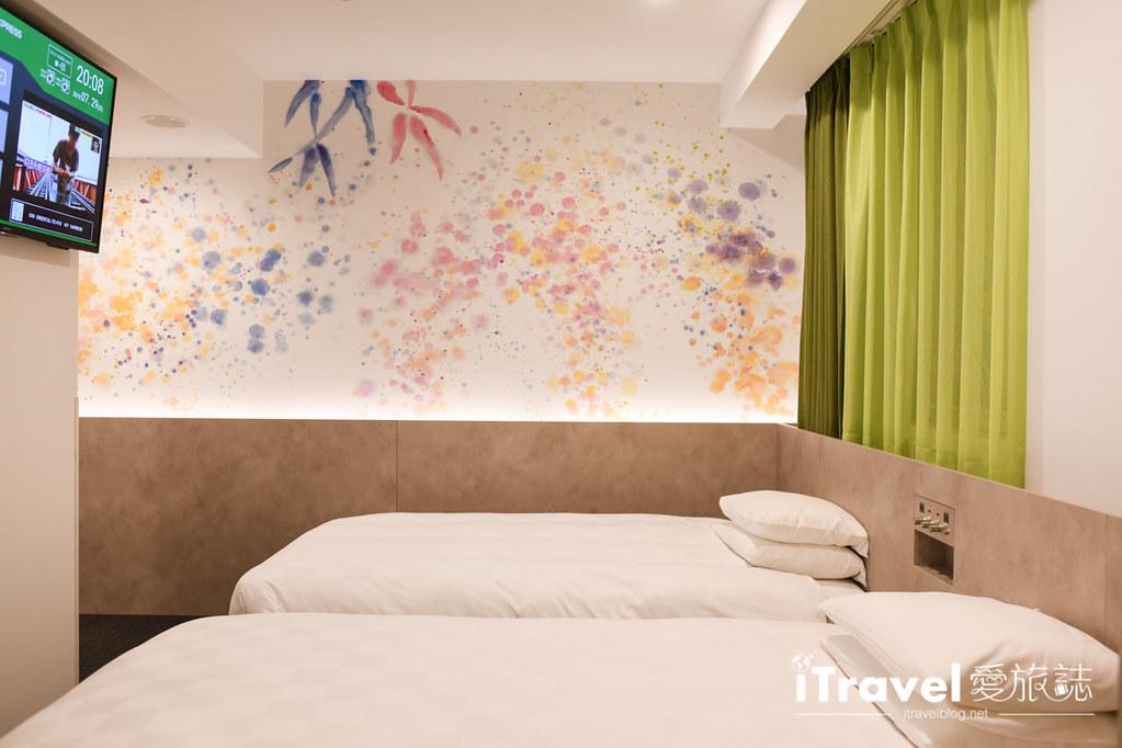 東京銀座東方快車飯店 Hotel Oriental Express Tokyo Ginza (13)