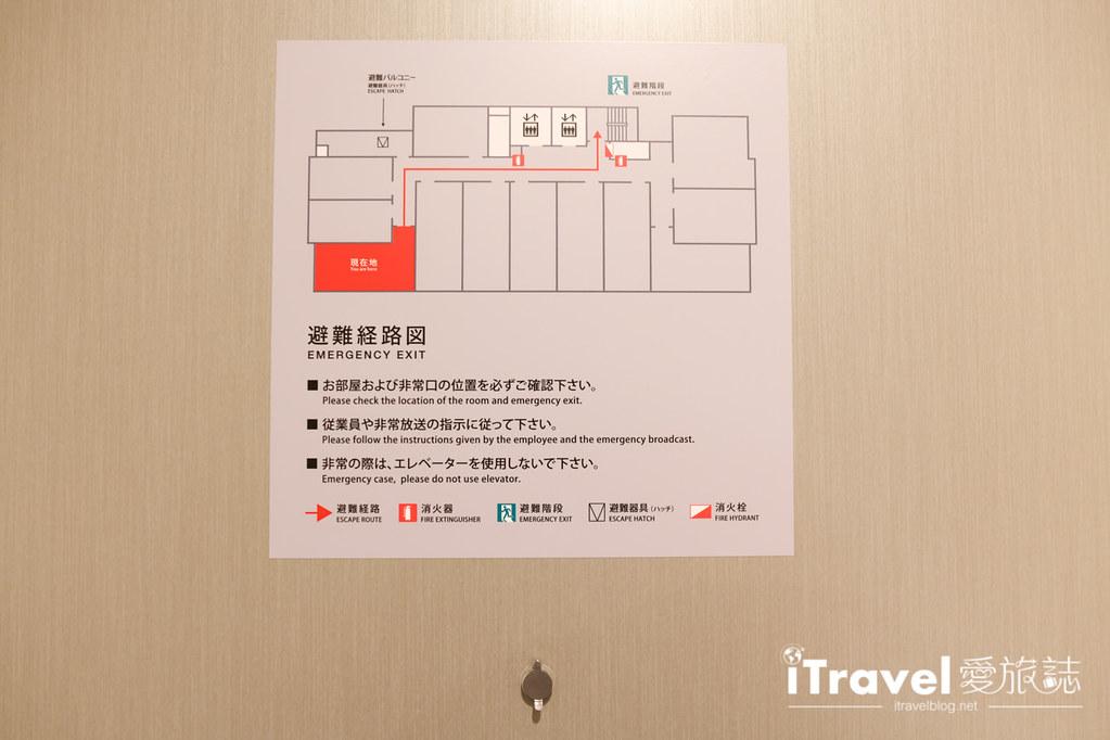 東京銀座東方快車飯店 Hotel Oriental Express Tokyo Ginza (19)