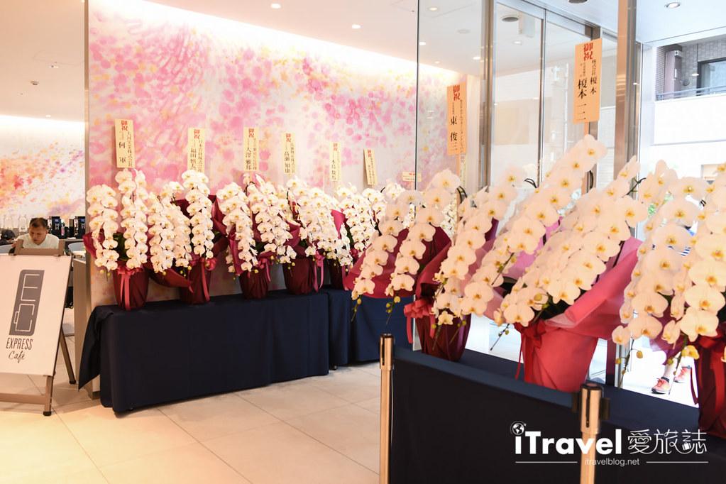 東京銀座東方快車飯店 Hotel Oriental Express Tokyo Ginza (4)