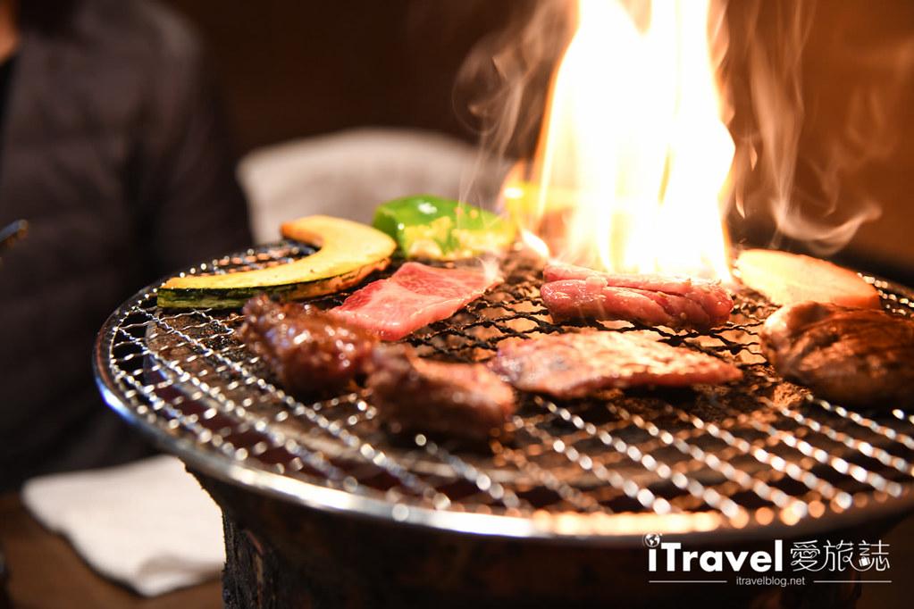 日本連鎖燒肉店 牛繁 (12)