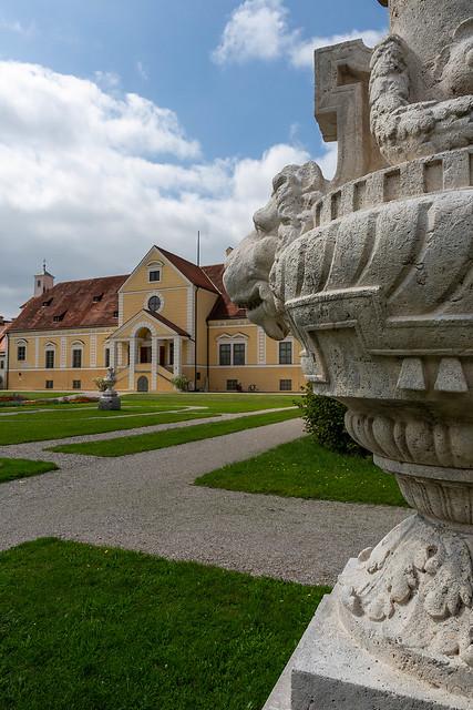 Impressionen Schloss Schleißheim IV
