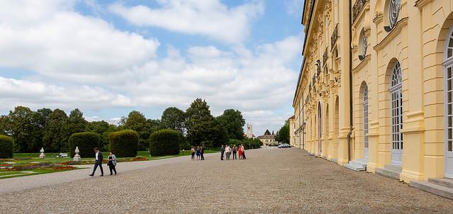 Impressionen Schloss Schleißheim IX