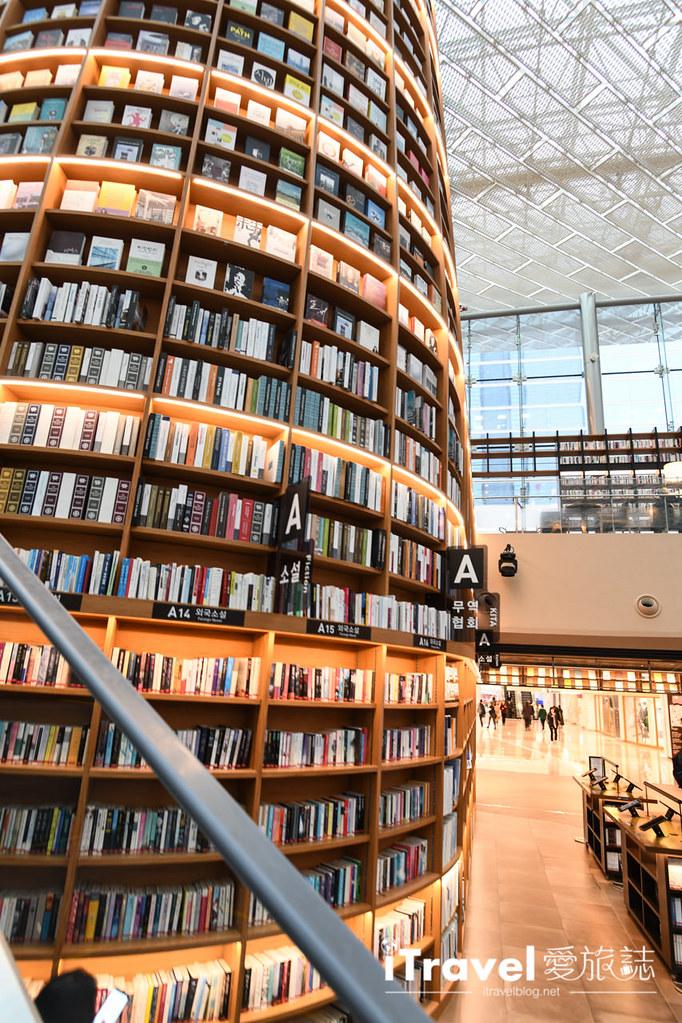 首爾星空圖書館 Starfield Library (11)
