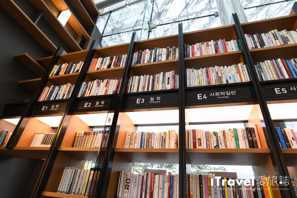 首爾星空圖書館 Starfield Library (23)