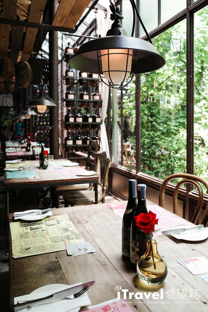曼谷美食餐廳 Karmakamet Secret World (23)