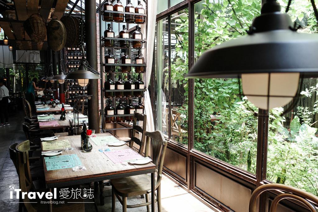 曼谷美食餐廳 Karmakamet Secret World (25)