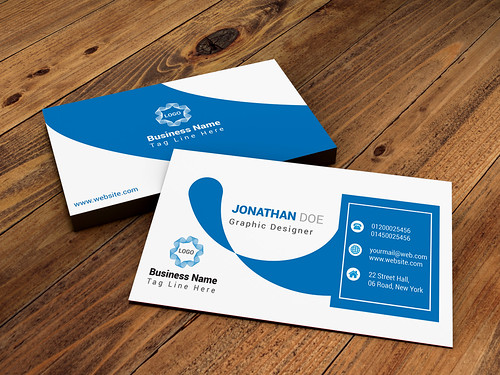 Business card ,