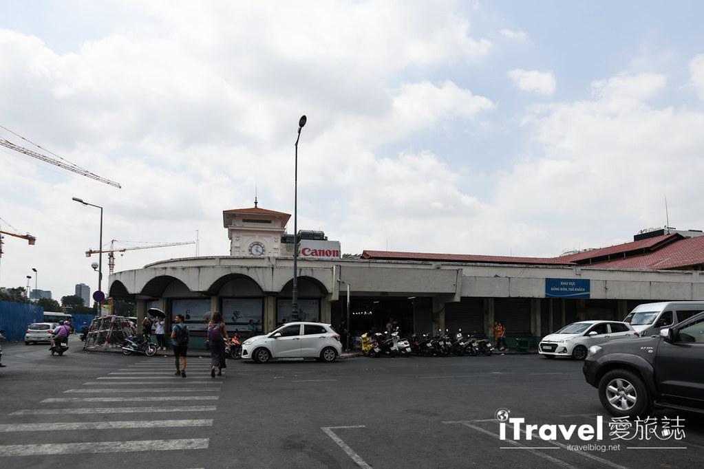 胡志明市濱城市場 Ben Thanh Market (2)