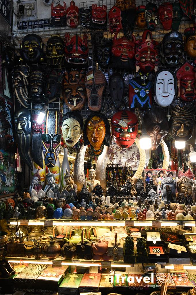 胡志明市濱城市場 Ben Thanh Market (24)