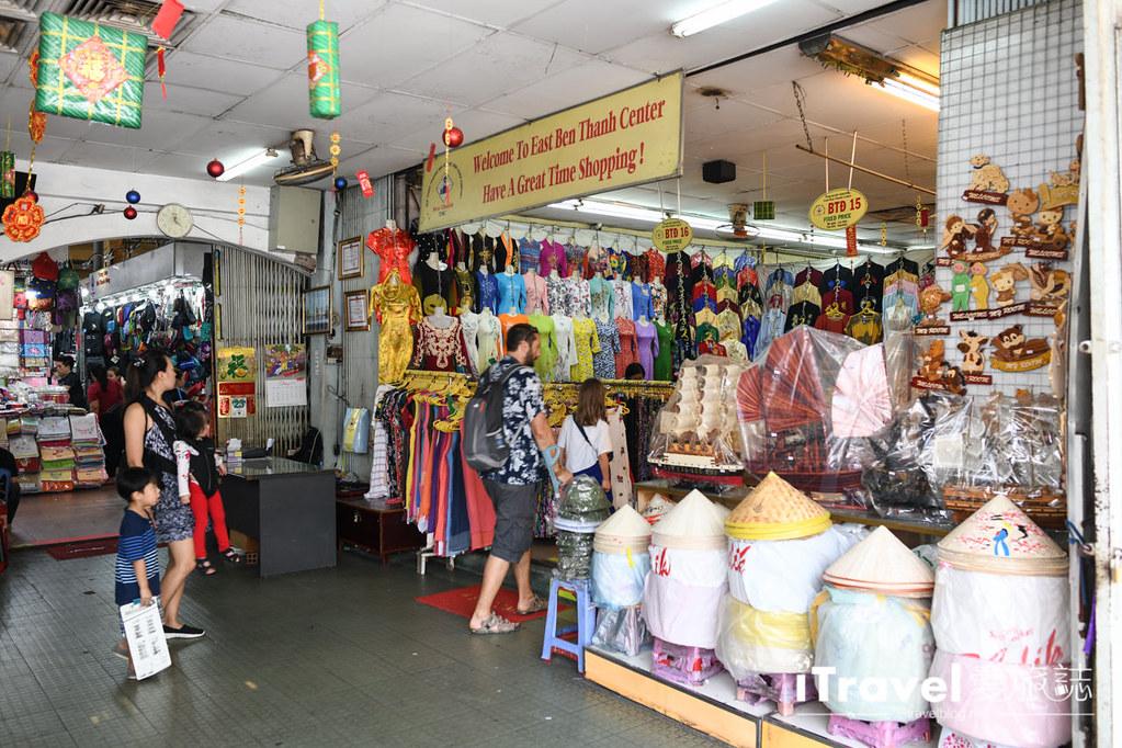 胡志明市濱城市場 Ben Thanh Market (5)