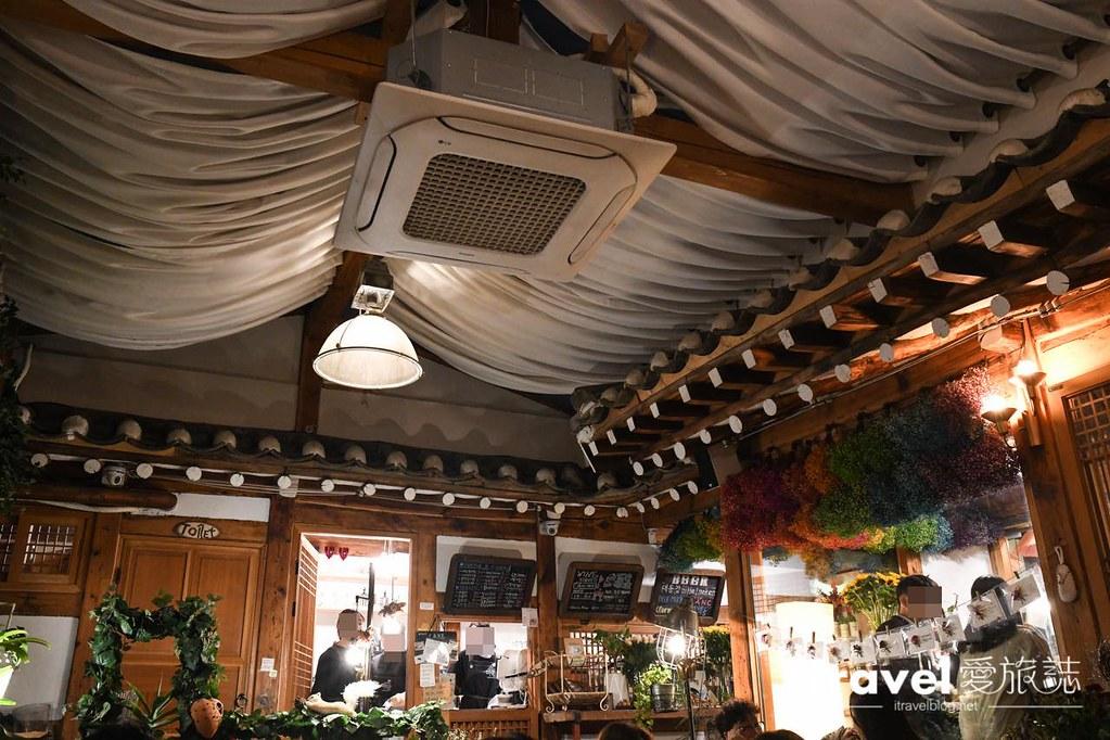 首爾庭院花房咖啡 Madang Flower Cafe (26)