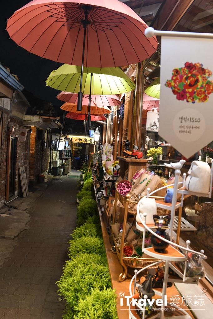 首爾庭院花房咖啡 Madang Flower Cafe (29)