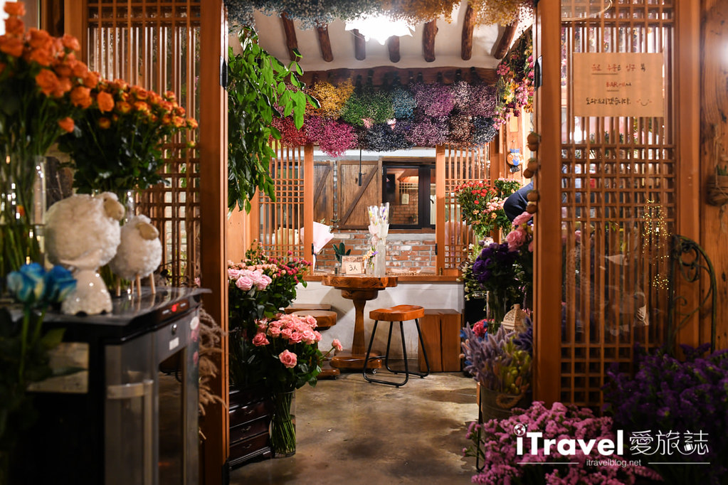 首爾庭院花房咖啡 Madang Flower Cafe (10)