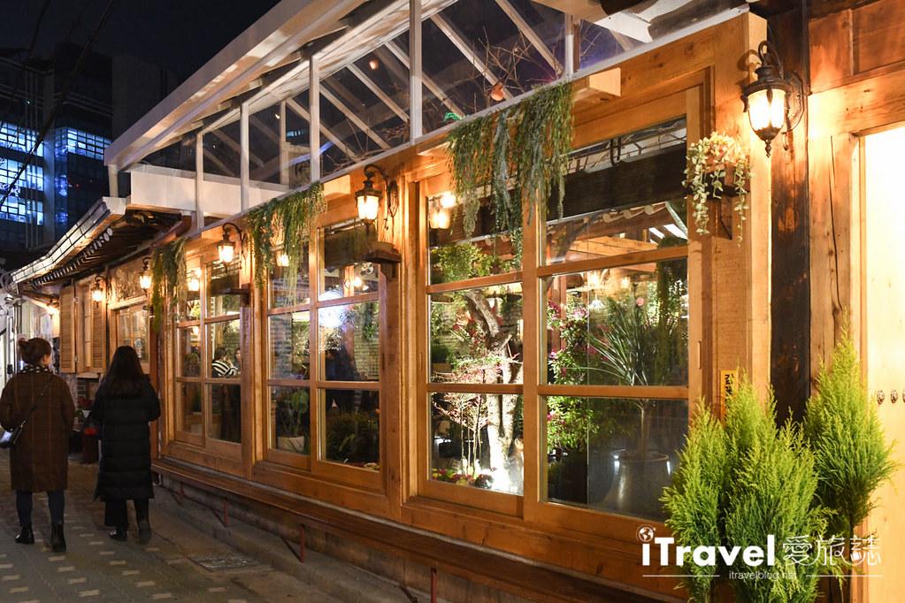 首爾庭院花房咖啡 Madang Flower Cafe (50)