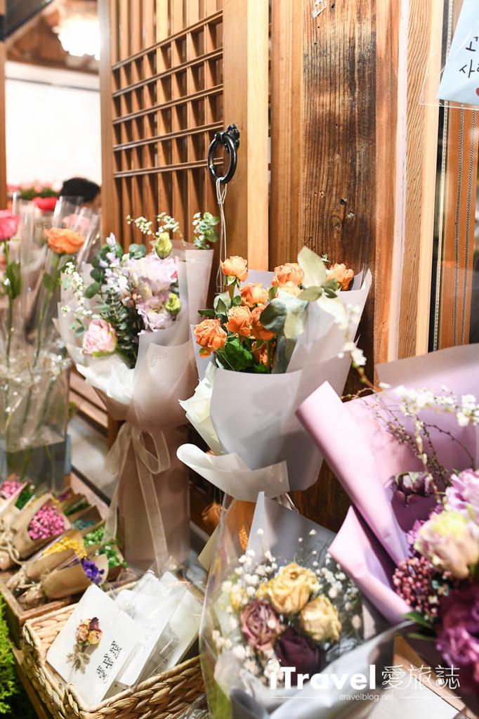 首爾庭院花房咖啡 Madang Flower Cafe (37)