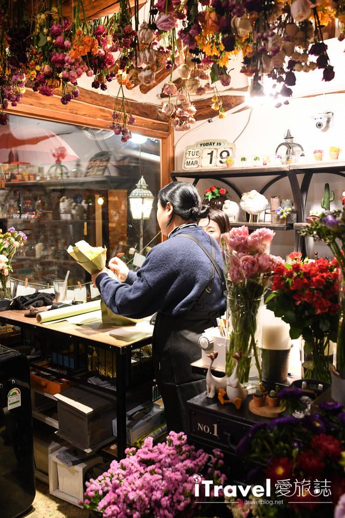 首爾庭院花房咖啡 Madang Flower Cafe (42)