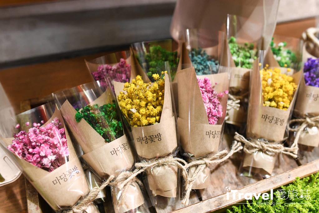 首爾庭院花房咖啡 Madang Flower Cafe (36)
