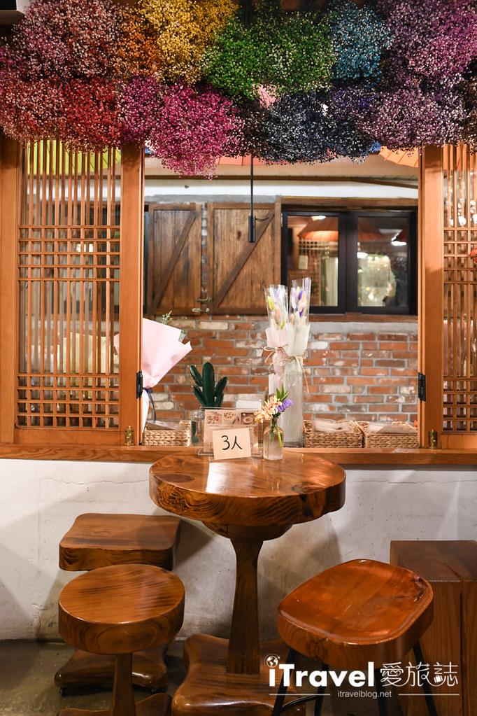 首爾庭院花房咖啡 Madang Flower Cafe (11)