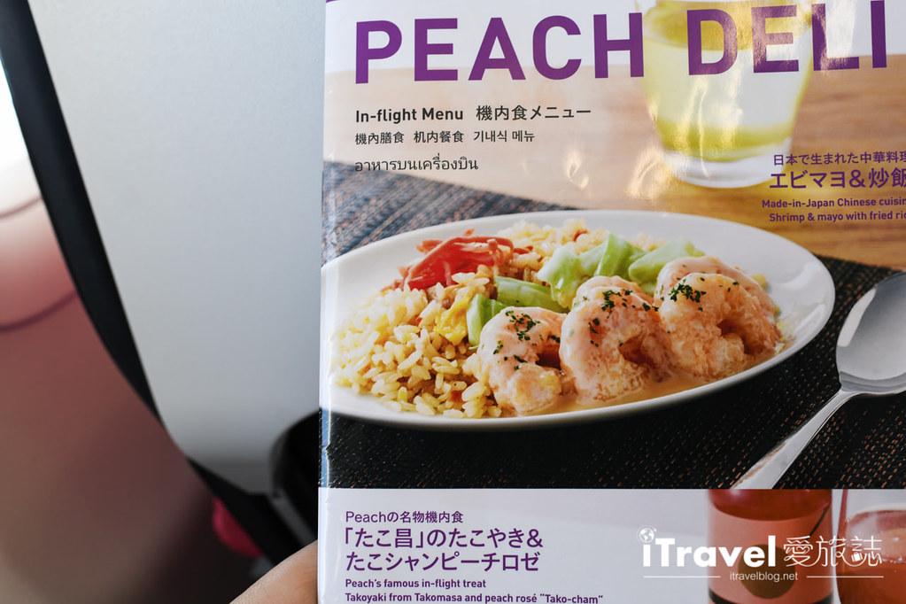 樂桃航空 Peach Aviation 搭乘心得 (16)