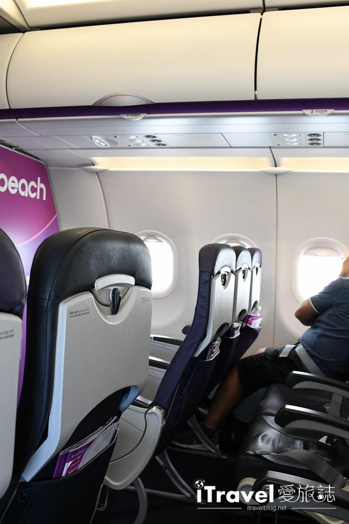 樂桃航空 Peach Aviation 搭乘心得 (12)