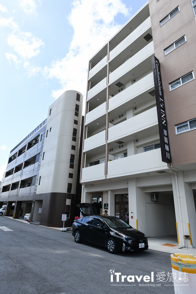 那霸樋川公寓旅館 Condominium L's INN Nahahigawa (2)