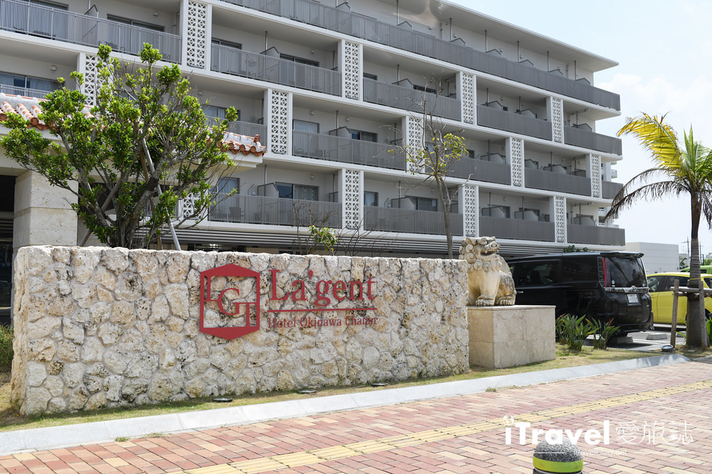 沖繩北谷拉根特酒店 Okinawa Chatan La'gent Hotel (2)