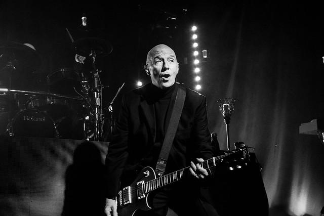 Midge Ure's Band Electronica Barrowland Glasgow 13th Oct 2017