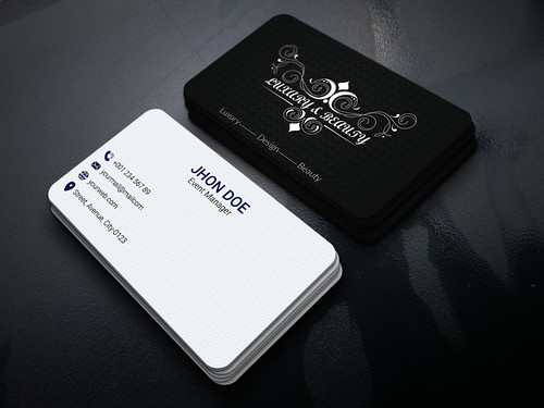 Premium and Stylish Business Card