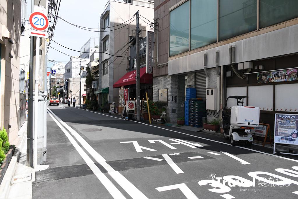 東京親子餐廳 パンダカフェPanda Cafe (2)