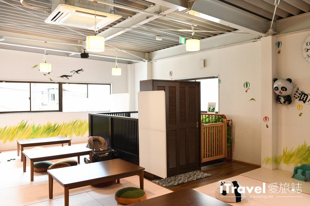 東京親子餐廳 パンダカフェPanda Cafe (10)