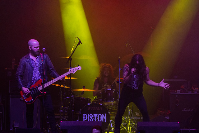 Piston - O2 Academy Glasgow 22nd October 2019