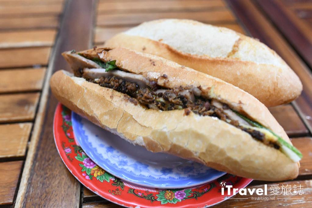 越南會安美食 法國麵包Madam Khanh、餐廳The Banh Mi Queen (9)