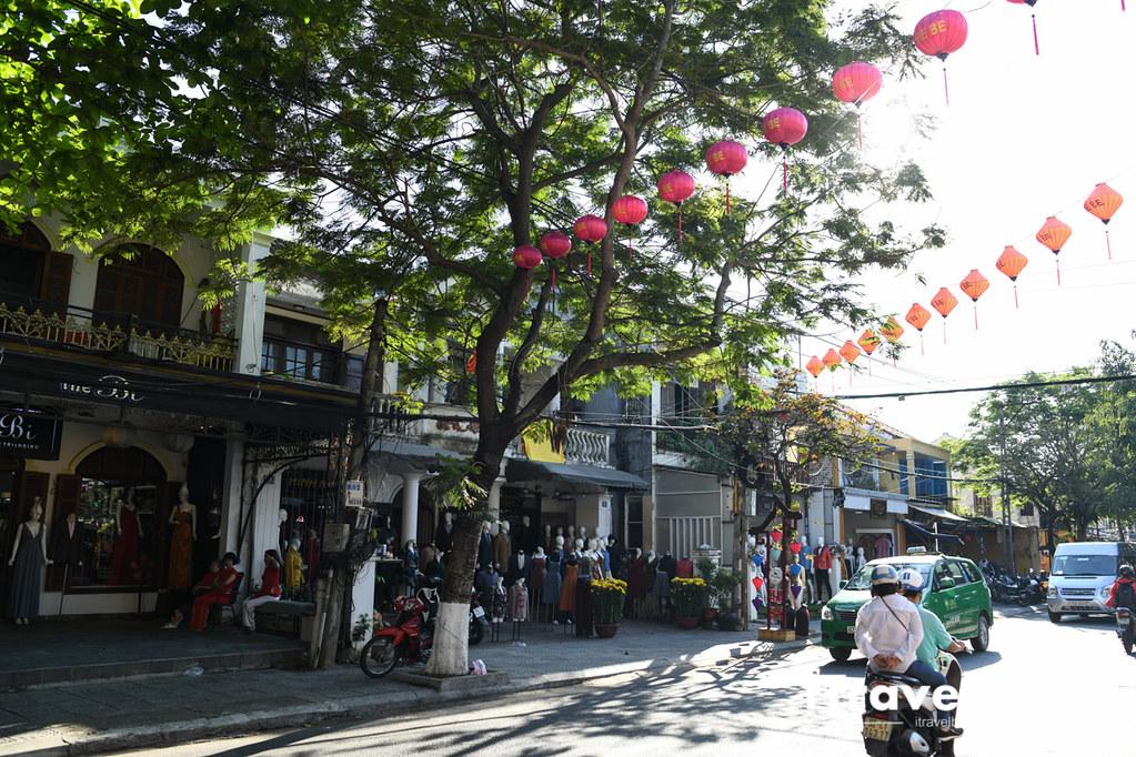 越南會安美食 法國麵包Madam Khanh、餐廳The Banh Mi Queen (15)