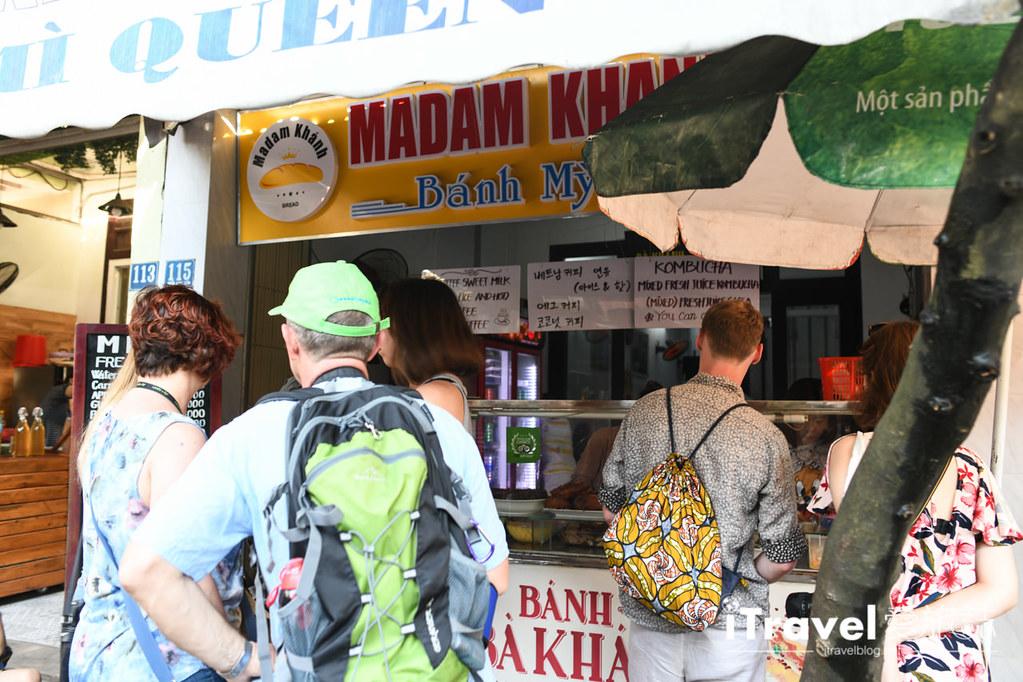 越南會安美食 法國麵包Madam Khanh、餐廳The Banh Mi Queen (2)